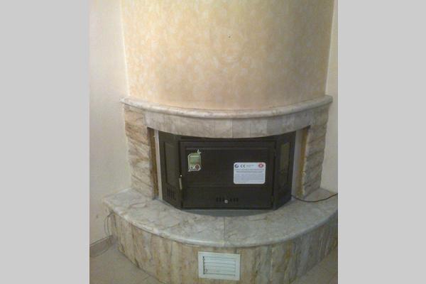 Πολύγωνη κασέτα της Θερμοζέλ μπροστινή όψη
