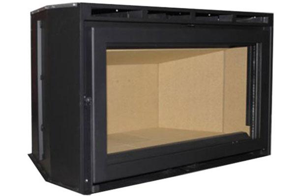 Ενεργειακή κασέτα αερόθερμη Θερμοζέλ Space με βερμικουλίτη