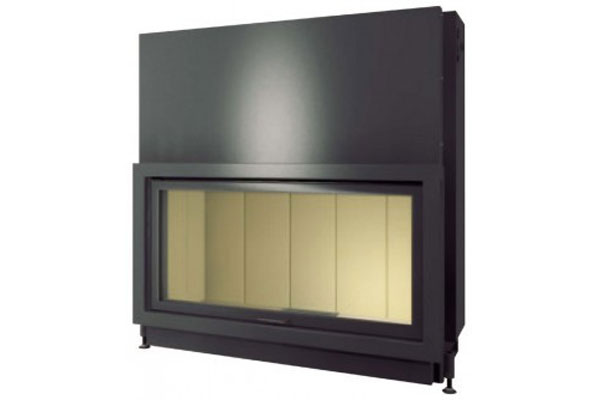 energy save fireplace Spartherm 100