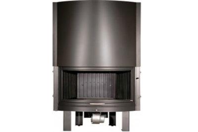 Ενεργειακό τζάκι αερόθερμο 80 στρογγυλό