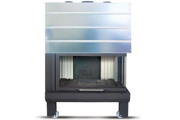 Ενεργειακό τζάκι αερόθερμο Superkamin Sener 950 R δίφατσο