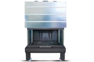 Ενεργειακό τζάκι αερόθερμο Superkamin Sener 950 C ή R τρίφατσο