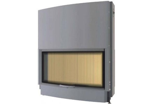 Ενεργειακό τζάκι VARIA EH 4S στρογγυλό Spartherm