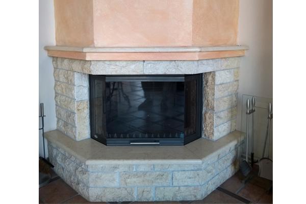 energy save fireplace T 80 polygon Misailidis 3