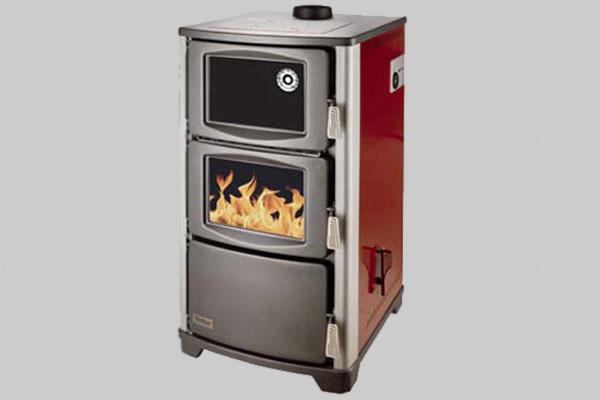 Ενεργειακή σόμπα καλοριφέρ με φούρνο AS-TE-T25