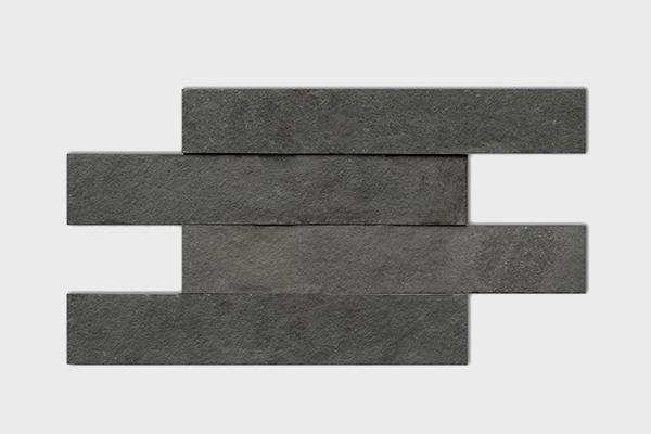 Κομμένα επένδυσης Μαύρο 5x30cm