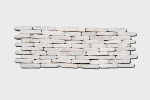 Λευκό Φιλέτο Όρθιο Δίχτυ