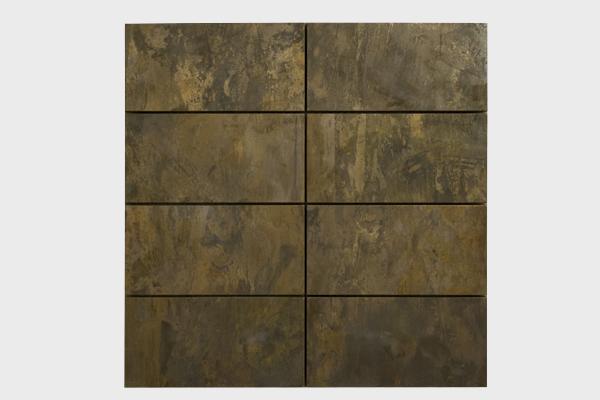 Μέταλλο Bronze 7,5x15cm
