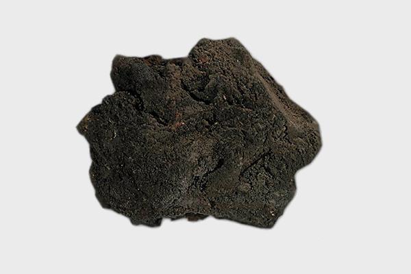 Πέτρα κήπου Λάβα μαύρη