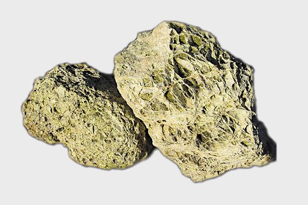 Πέτρα κήπου Σπόγγος