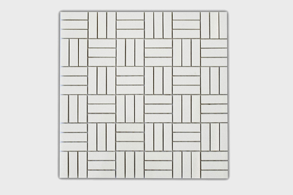 Ψηφιδωτό Tetris Θάσος