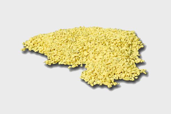 Ψηφίδα Χρωματιστή Κίτρινη