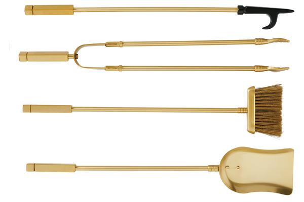 Eργαλεία τζακιού 1215 Όρο ματ - Όρο