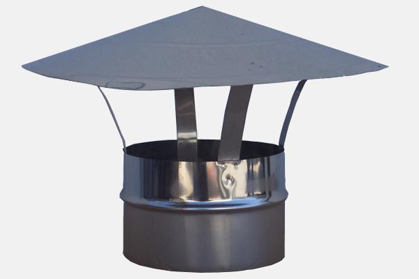 Καπέλο Κινέζος INOX