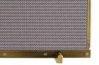 Αξεσουάρ τζακιού Προστατευτικό 544 μπρονζέ λεπτομέρεια