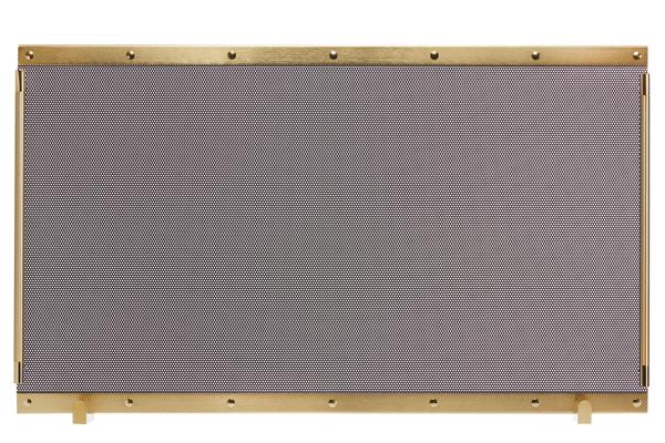 Αξεσουάρ τζακιού Προστατευτικό 544 όρο ματ - χρώμιο