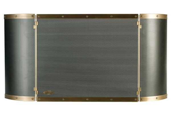 Προστατευτικό τζακιού 540 Μπρονζέ