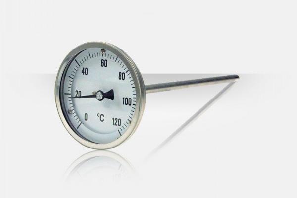 Θερμόμετρο ξυλόφουρνου