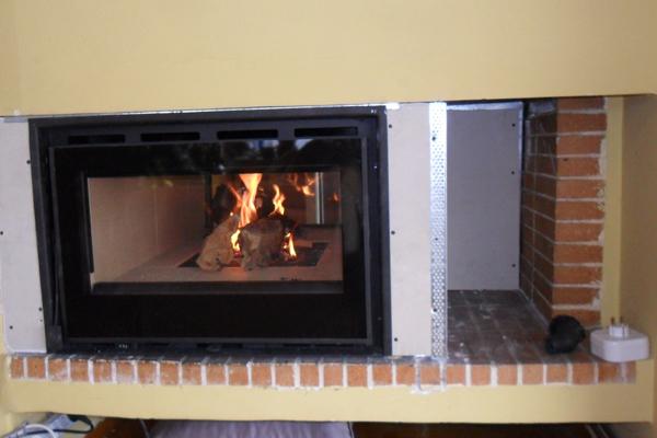 Ενεργειακή κασέτα Διαμπερής της Θερμοζέλ τοποθετημένη