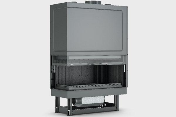 Ενεργειακό τζάκι Quattro QL 1000