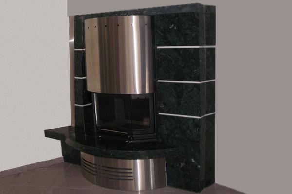 Ενεργειακό τζάκι πολύγωνο2 caminodesign pf770