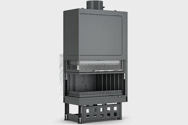 Ενεργειακό τζάκι Quattro QL 810 IDRO της CAMINODESIGN