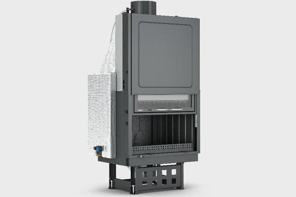 Ενεργειακό τζάκι Plano EF 810 IDRO της CAMINODESIGN