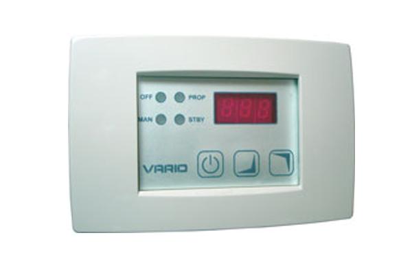 Ψηφιακός ελεγκτής αερόθερμων τζακιών VARIO air
