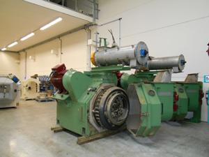 μηχανή παραγωγής pellet
