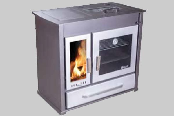 Ενεργειακή κουζίνα ξύλου ALEA / UP OVEN