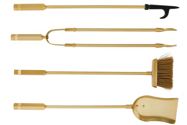 Εργαλεία τζακιού 1225 Όρο ματ - όρο