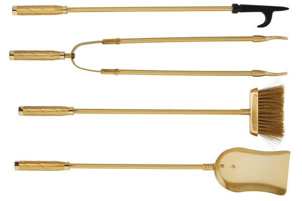 Eργαλεία τζακιού 1195 Όρο ματ - Όρο