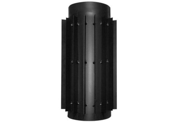 Εναλλάκτης θερμότητας (Radiator) Μαύρου Χάλυβα