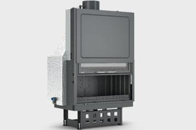 Ενεργειακό τζάκι Plano EF 1010 IDRO της CAMINODESIGN
