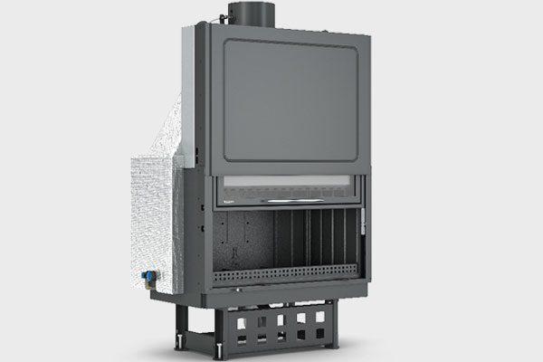 fireplace PLANO EF 1010 IDRO middle